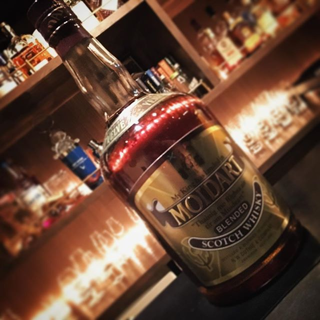 【new arrival blended malt】Moidart 12y (80's)#bar #authenticbar #bartool #gyoutoku #gyotoku #moidart  #blendedmalt #blendedscotch  #blended #scotch #malt #whisky #oldbottle #モイダート #ウイスキー #ブレンデッド #ブレンデッドウイスキー #バーツール #行徳 #行徳bar