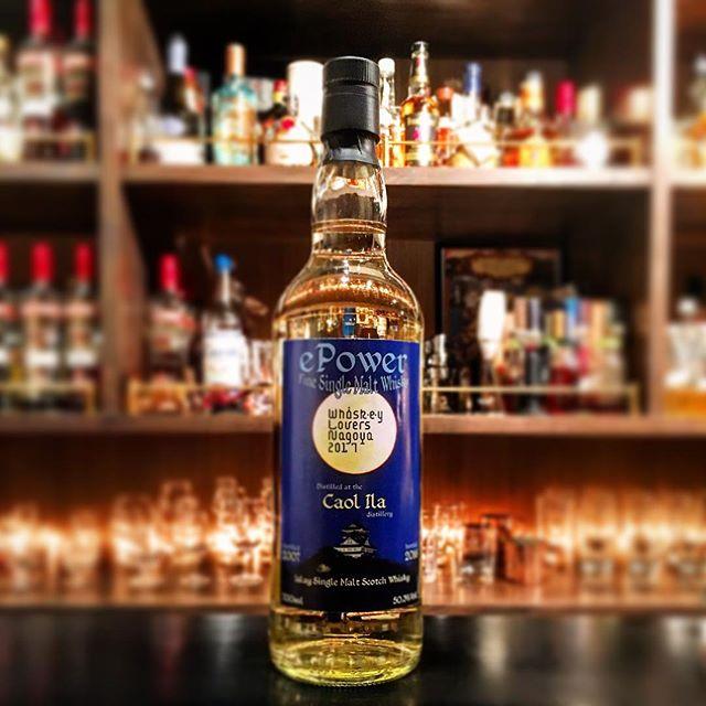 【new arrival single malt】caol ila 9y (2007-2016) for whisk(e)y lovers nagoya 2017  #bar #authenticbar #bartool #caolila #scotch #islaymalt #singlemalt #singlemaltwhisky #whisky #whiskyloversnagoya #カリラ #スコッチ #スコッチウイスキー #ウイスキー #シングルモルト #シングルモルトウイスキー #アイラ島 #アイラモルト #ウイスキーラバーズ名古屋 #行徳 #行徳bar #船橋 #浦安