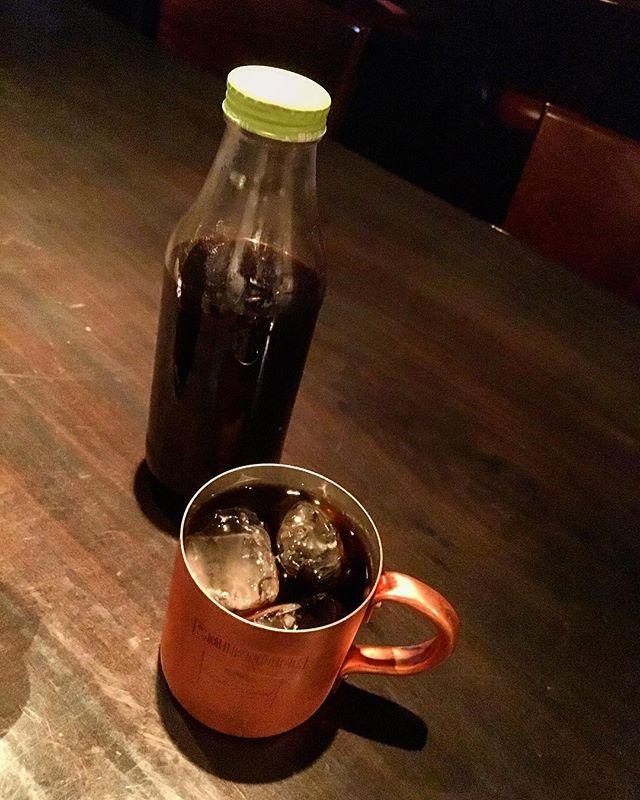 修正版。前回よりスタートから輪郭も内容もハッキリした。比率の問題か?ここからデイエイジングでどこまで伸びるか。楽しみ。#bartool #bar #authenticbar  #icecoffee #icedcoffee #coldbrewcoffee #coffee #バーツール #行徳 #コールドブリュー #コーヒー #コールドブリューコーヒー #アイスコーヒー #水出しコーヒー #冷コー #行徳BAR #浦安 #船橋
