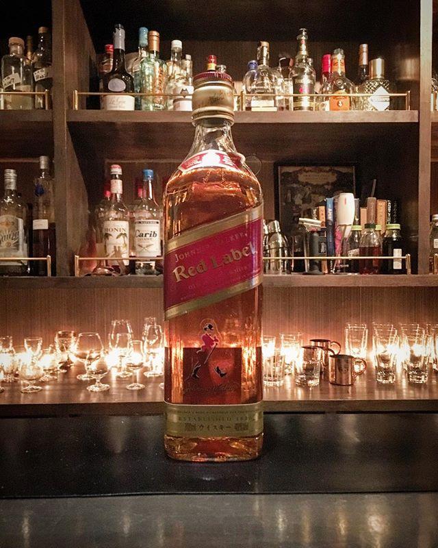【new arrival blended malt】Johnnie Walker Red Label(90's)#bar #authenticbar #bartool #jonniewalker #johnniewalkerred #johnniewalkerredlabel #blendedmalt #blendedscotch #blended #scotch #malt #whisky #oldbottle #ジョニーウォーカー #ジョニーウォーカーレッドラベル #ジョニ赤 #ウイスキー #ブレンデッド #ブレンデッドウイスキー #バーツール #行徳 #行徳bar #浦安 #船橋